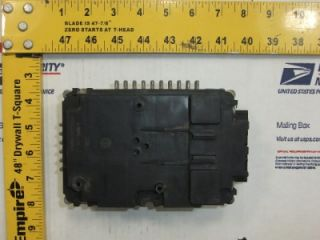 Lighting Control Module Lincoln Town Car 2003 3W1T 13C788 Ad