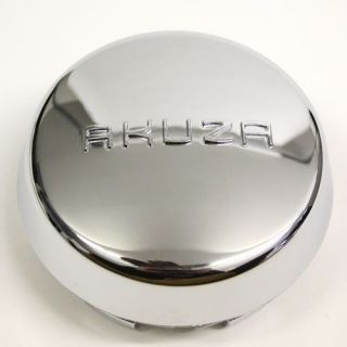 Akuza Wheel Chrome Center Cap New