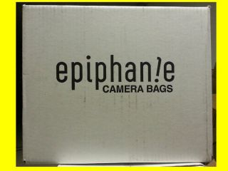 Epiphanie Camera Bag by Maile Wilson Lola Black Brand New Factory Sealed