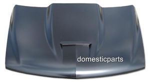 1999 2002 Chevrolet Silverado Design Line RAM Air Cowl Induction Hood