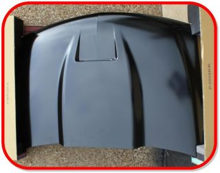 99 00 01 02 Chevy Silverado RAM Air Steel Cowl Hood 1999 2000 2001 2002 Dealer W