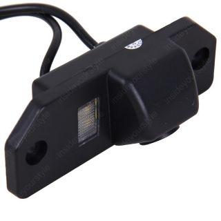 08 11 Ford Focus Sedan CCD NTSC Car Auto Backup Rear View Reverse Display Camera
