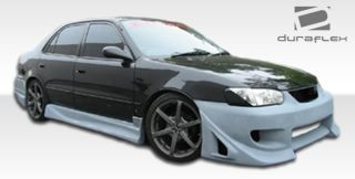 Toyota Corolla 2001 Body Kit