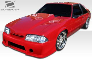 FRP Ford Mustang GT500 Body Kit 4pc 87 93 Great