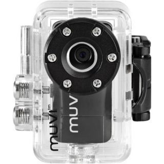 Veho Muvi Atom Mini Action Camera Police Body Cam VCC 004 Waterproof Camcorder