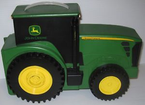 John Deere Farm Tractor Carry Case Ertl Holds 25 Items