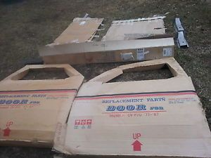 74 87 Chevy Truck C10 Blazer Doors Box Repair Cab Floor Support Bed GMC