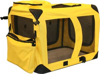 Deluxe Large Dog Carrier Crate Pet Portable Kennel CL LFPC L