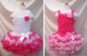 1pc New Baby Girl Kid Pettiskirt Tutu Dress Skirt Outfit Costume Clothing 1 12y
