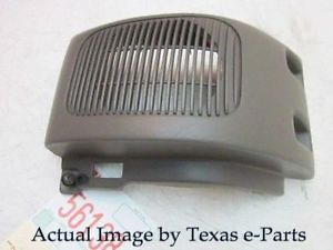 Right Front Dash Speaker Cover 97 98 99 Mitsubishi Montero Sport 9749