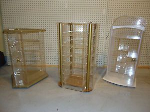 Counter Top Jewelry Display Case
