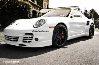 19 Vertini Magic Porsche 996 Boxster 911 997 C2 C4 C4S Cayman s Concave Wheels