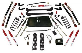 Skyjacker TJ676XPN Suspension Lift Kit 97 06 TJ Wrangler