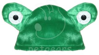 Pet Dog Cat Frog Froggy Halloween Costume Green Small Apparel Size 10 12 14 18