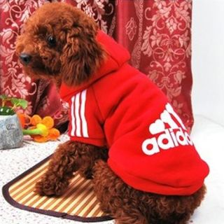 New Pet Puppy Dog Cat Coat Clothes Hoodie Sweater T Shirt Jumper Jacket Costumes