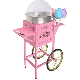 Nostalgia Electrics Vintage Cotton Candy Machine