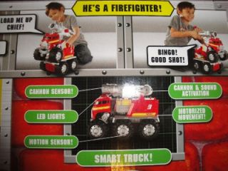 Matchbox Big Rig Buddies Smokey The Fire Truck New Retails 70 99 FDNY