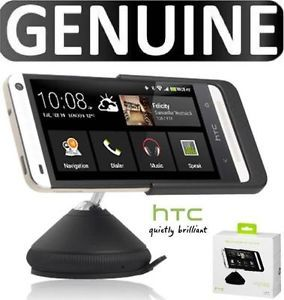 New Genuine HTC One M7 Car Vehicle Dock Kit Holder Mount Car Charger Car D160