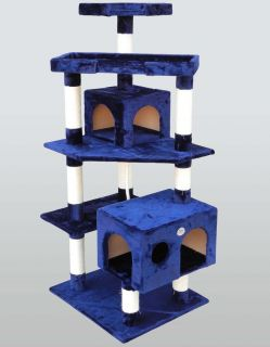 Gopetclub F2022 Cat Tree House Toy Condo Pet Furniture