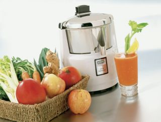 New Waring Commercial 6001C Heavy Duty Bar Juice Extractor Juicer