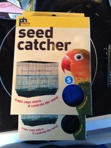 Bird Cage Seed Catcher