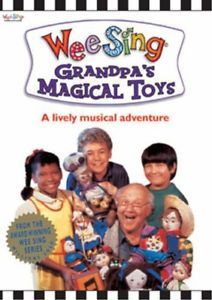 Wee Sing Grandpa's Magical Toys DVD 898940000064