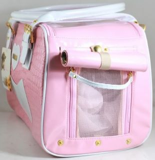 Petcare Pet Dog Cat Bag Carrier Handbag 3 Colors Small