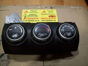 2011 Jeep Grand Cherokee Climate AC Heat Temperature Control Auto AC
