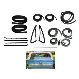 GMC Jimmy Chevy K5 Blazer Complete Weatherstrip Kit