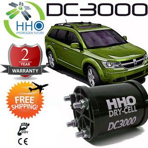 HHO Hydrogen Complete Kit DC3000 for Cars