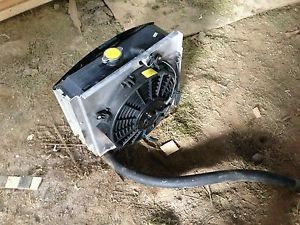 John Deere Gator 6x4 Radiator and Cooling Fan