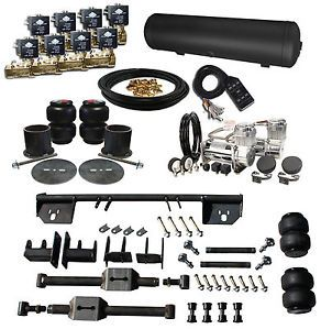 1964 69 Lincoln Continental Air Ride Suspension Kit Airbag 4 Link Kit Complete