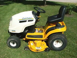 2006 Cub Cadet LT1046 Lawn Tractor 23hp Kohler Pedal Control Hydro Only 135hrs