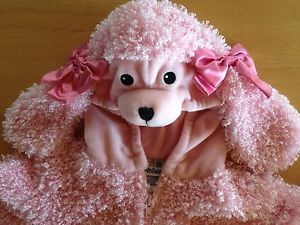 Miniwear Baby Girl Pink Poodle Halloween Costume 12 Months Adorable