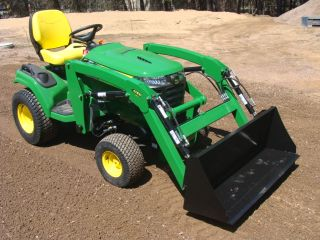 John Deere Front End Loader