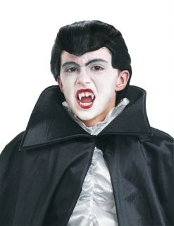 Kids Vampire Boys Halloween Costumes Wig