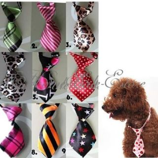 Pet Dog Puppy Cat Baby Boy Kid Bow Tie Necktie Cute Handsome Adjustable Clothes