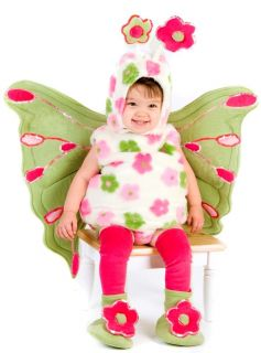 Princess Paradise Butterfly Plush Costume Baby Infant Toddler 6 9 12 18 24 2T 2