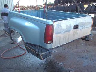 88 98 Chevy GMC C K 1500 Pickup Truck Stepside Sportside Short Bed with Gate