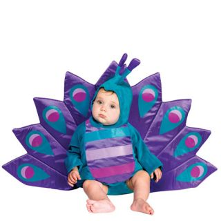Baby Peacock Animal Pretty Bird Halloween Costume