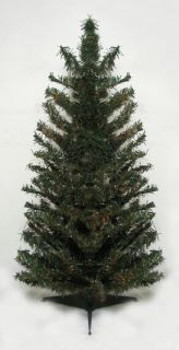 2 5' Canadian Pine Artificial Christmas Tree Unlit
