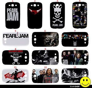 Pearl Jam Fans Samsung Galaxy S3 s 3 s III Case Casing