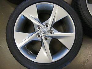 "18"" Toyota Camry SE Wheels Tires TPMS Ref 741 B"