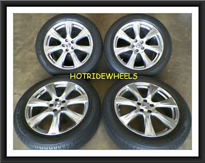 "20"" Nissan Murano SUV Wheels with Toyo Tires 62581 235 55 20 979B"