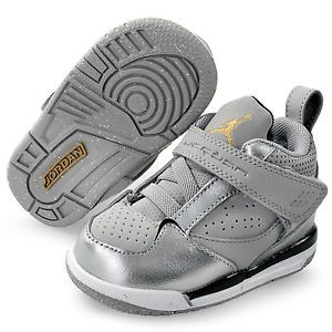Nike Jordan Flight 45 TD Toddler Shoes Size 3c Baby Boys Girls 886550798006