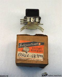 Voltage Regulator 12 Volt Farm Tractors Equipment Massey Ferguson Oliver