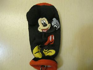 Disney Mickey Mouse Manual Handbrake Cover Car Accessories