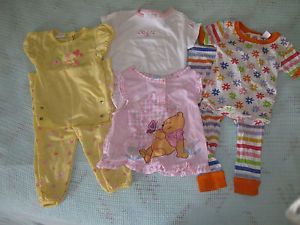 6 Baby Girl Clothes 18 24 Months Carters Kids Shirts Pants PJ Sets More G7