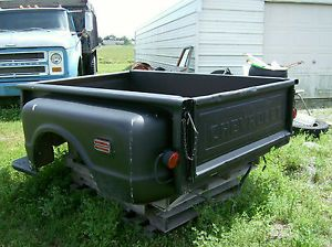 1967 72 Chevy Stepside Bed Ratrod Streetrod Chevy Truckbed Chevy Truck Bed Other