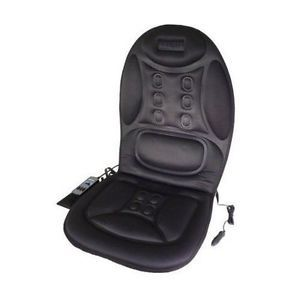 Car Heated Massage Seat Chair Cover Cushion Pad Heater Travel Warmer Auto Part